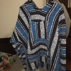 Wild Bills BAJA CO. Drug rug hoodie